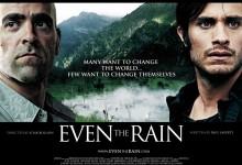 Even the Rain Movie Poster
