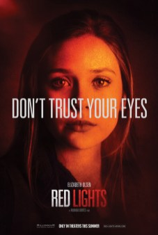 Red Lights character poster - Elizabeth Olsen