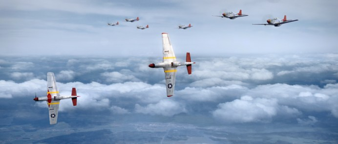 Red Tails Image 3