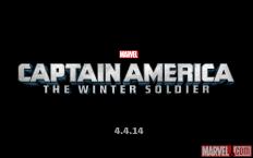 Captain America 2 The Winter Soldier logo
