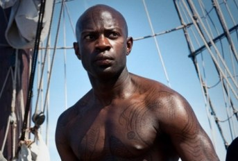 David Gyasi in Cloud Atlas