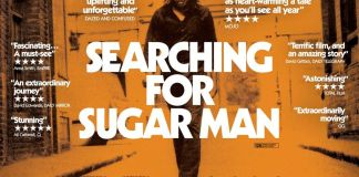 Searching for Sugarman Poster
