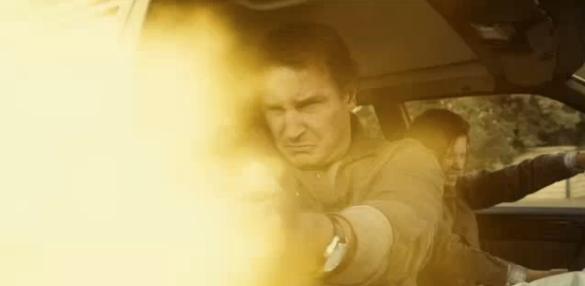 Taken 2 Gunshot BLAM!