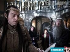 The Hobbit Elrond