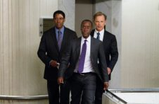 Denzel Washington, Don Cheadle and Bruce Greenwood in Flight