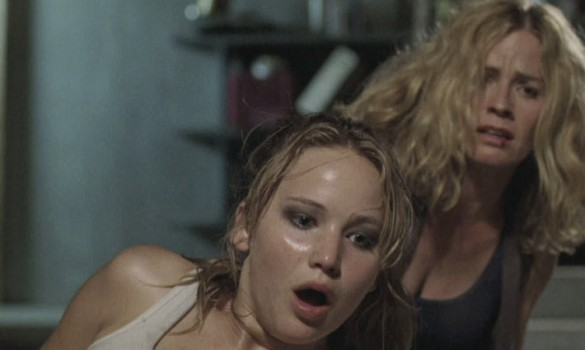 Jennifer Lawrence and Elisabeth Shue in House at the End of the Street