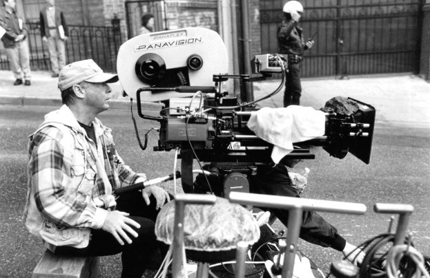 Image result for tony scott on set
