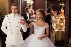 Aaron Taylor-Johnson and Alicia Vikander in Anna Karenina