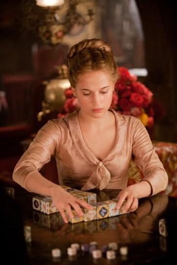 Alicia Vikander in Anna Karenina 5