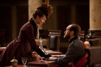 Emily Watson and Jude Law in Anna Karenina