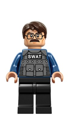 LEGO - Marvel and DC Character (12)