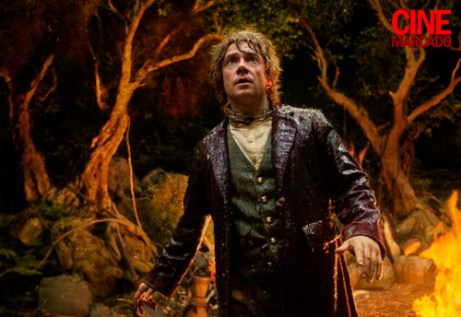 Martin Freeman in The Hobbit: An Unexpected Journey