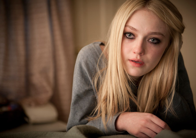 Dakota Fanning in The Motel Life
