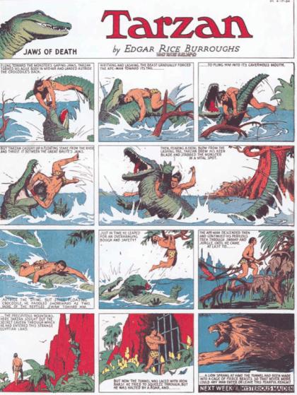 Tarzan Centennial (5)