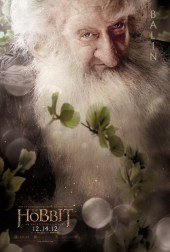 The Hobbit: An Unexpected Journey Character Poster – Balin