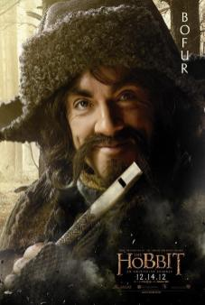The Hobbit: An Unexpected Journey Character Poster – Bofur