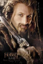 The Hobbit: An Unexpected Journey Character Poster – Fili