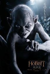 The Hobbit: An Unexpected Journey Character Poster – Gollum