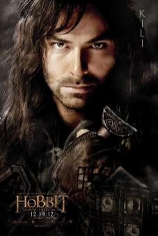 The Hobbit: An Unexpected Journey Character Poster – Kili