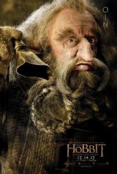 The Hobbit: An Unexpected Journey Character Poster – Oin