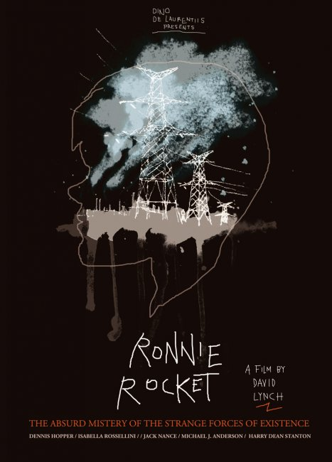 Ronnie Rocket Movie Poster