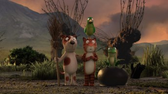 Room on the Broom 37_gang see Witch and Dragon chase