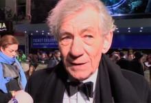 Sir-Ian-McKellen-The-hobbit-Premiere