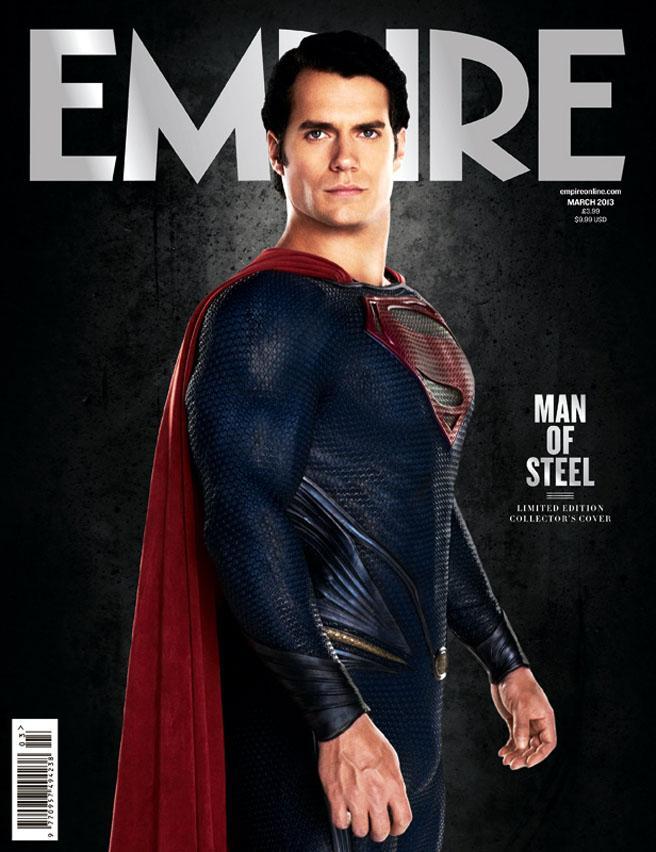 Man of Steel Henry Cavill