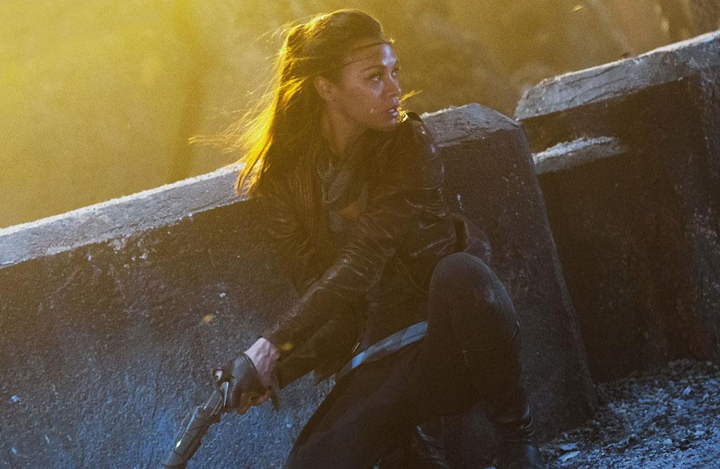 Guardians of the Galaxy Interview: Zoe Saldana Sees No