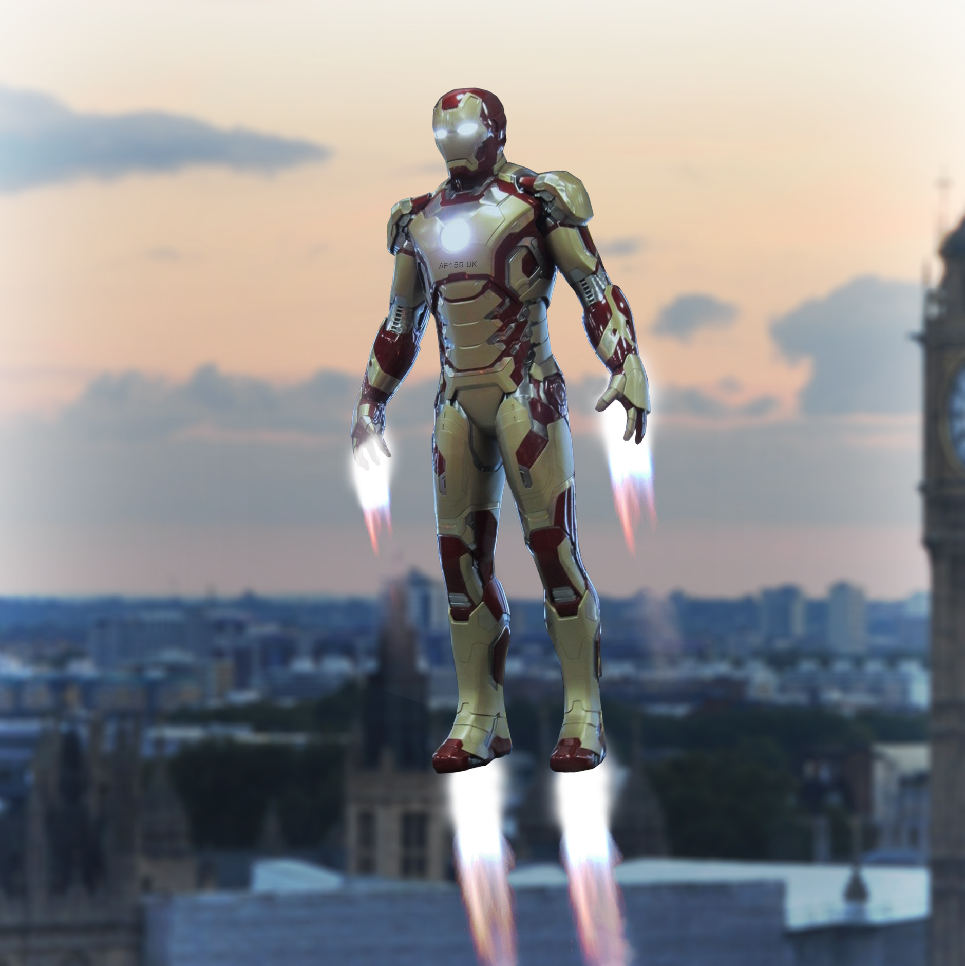 Iron-Man-3-Mark-XLVII-Suit-for-Purchase