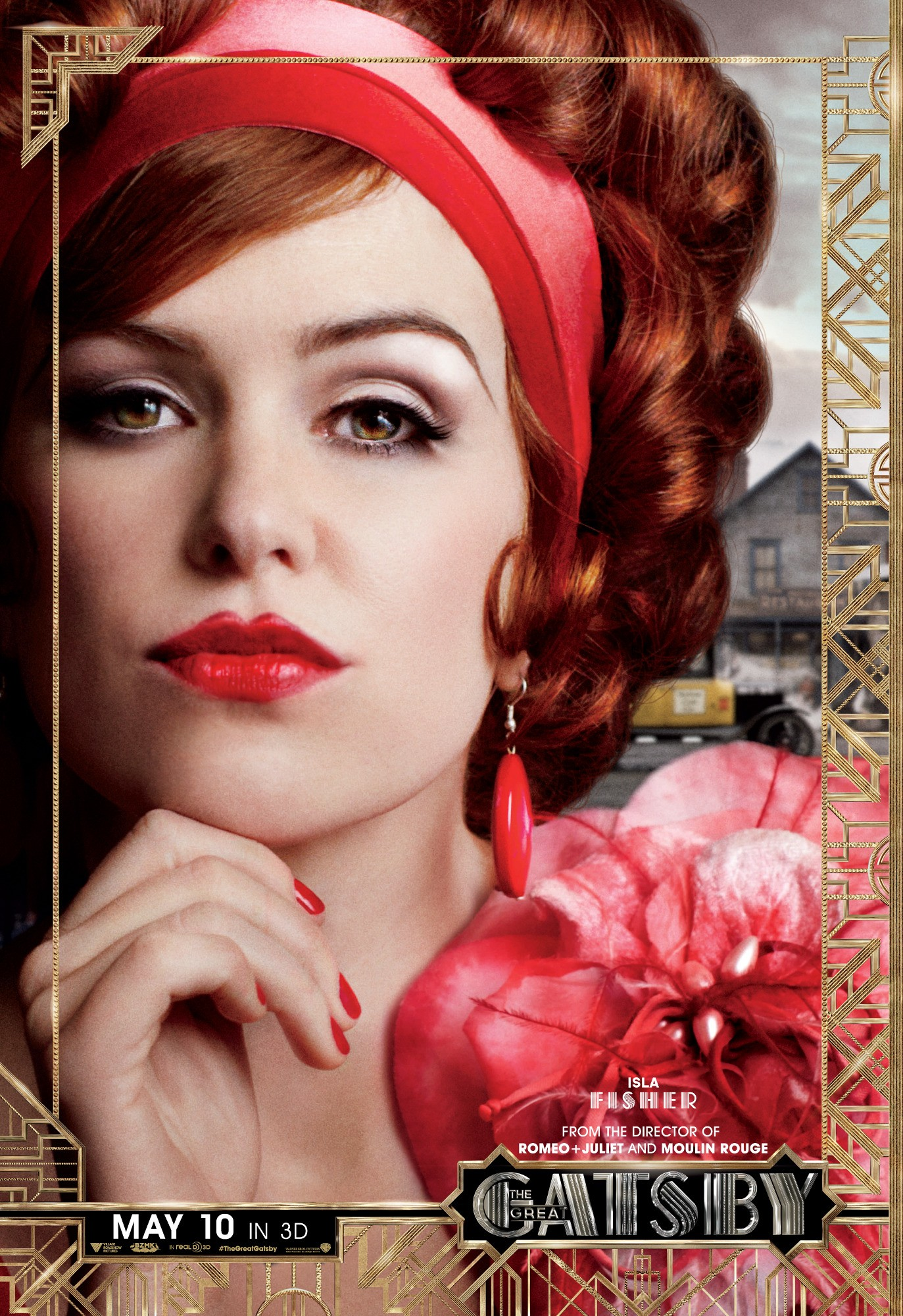 The-Great-Gatsby-Character-Poster-Isla-Fisher