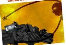 Chuck Norris vs Communism Poster Small
