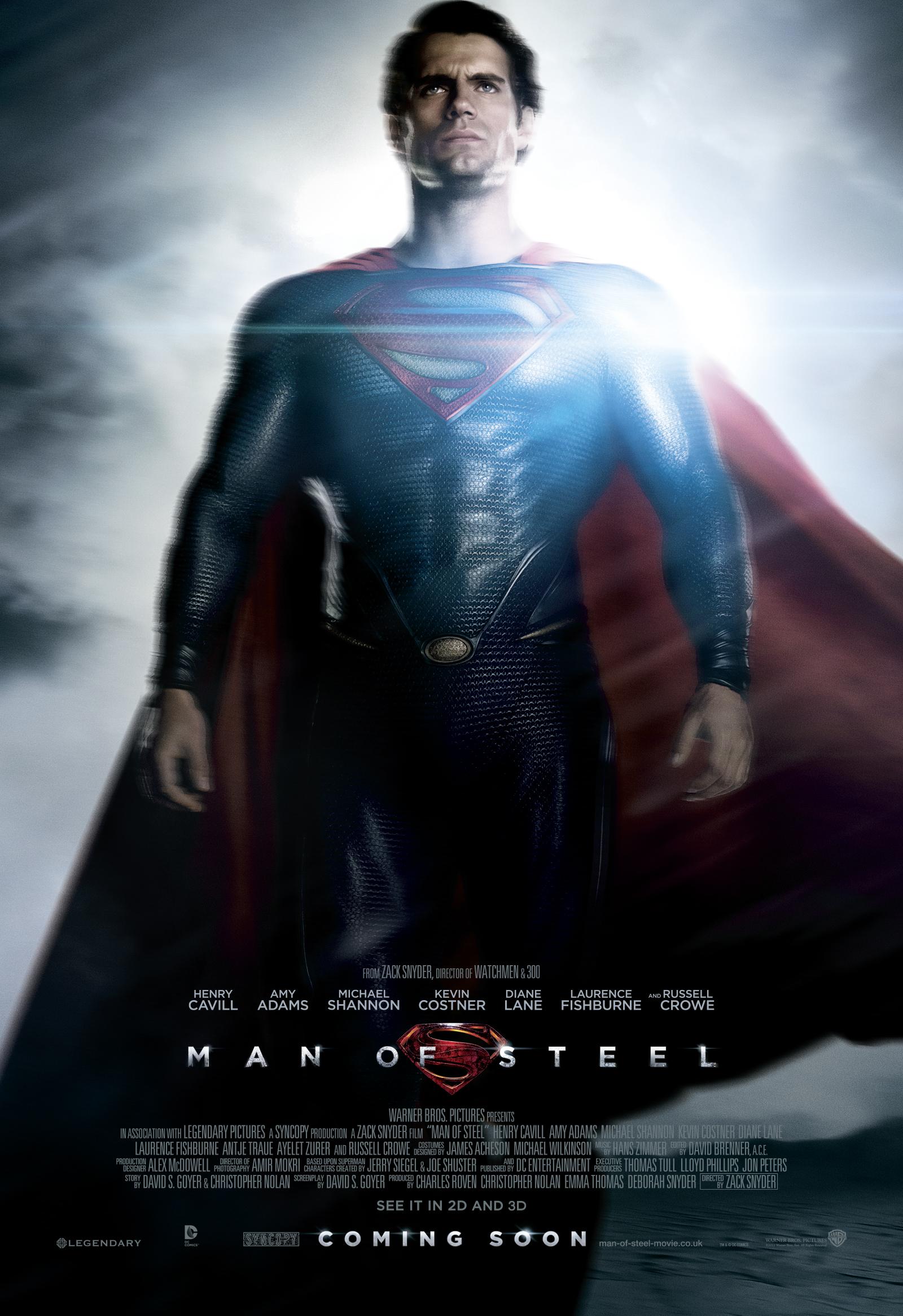 Man Of Steel Online Schauen