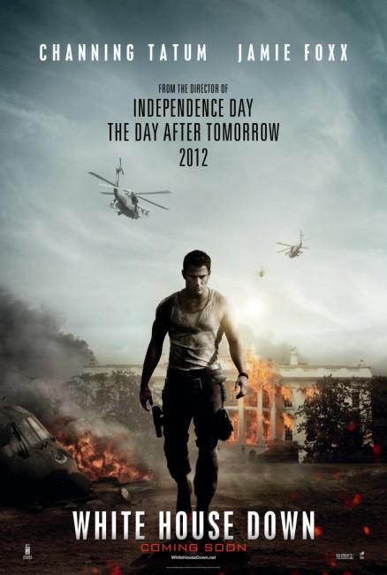 White-House-Down-UK-Poster