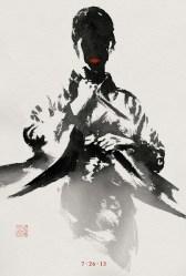 The-Wolverine-Ink-Poster-Mariko