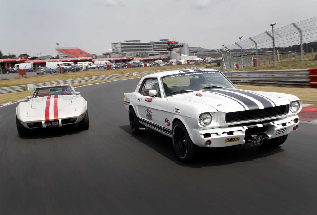 Classic American Muscle Car track dayPerformance PRPhoto - Jed ...