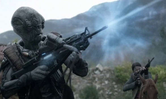 Doug Jones - Falling Skies