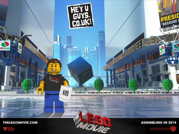 LEGO HeyUGuys Wallpaper