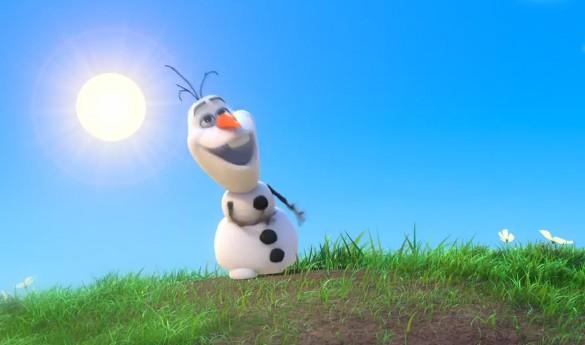 Frozen-Olaf-Snowman