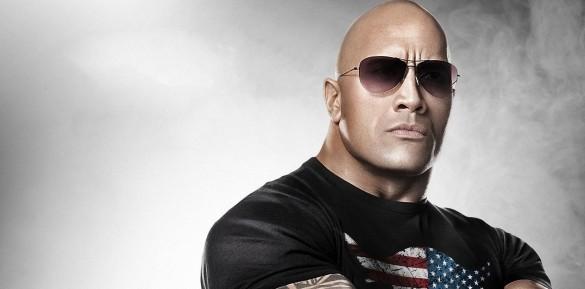 Dwayen The Rock Johnson