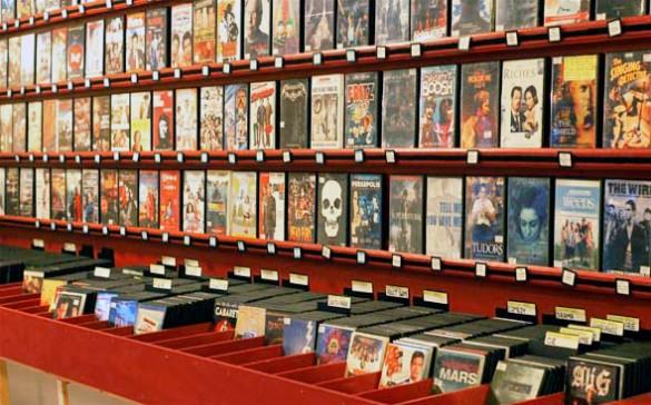 VHS Shop