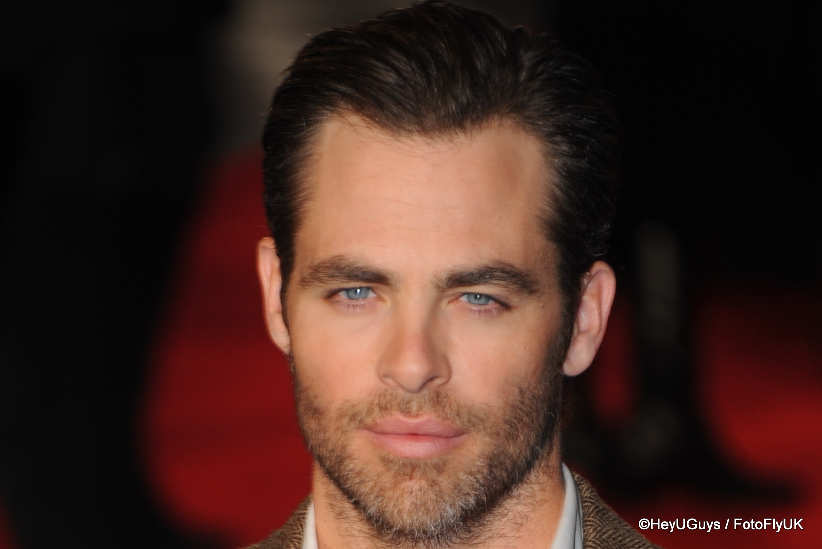 Chris Pine Talks Jack Ryan: Shadow Recruit HeyUGuys