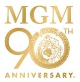 MGM 90th Anniversary Logo
