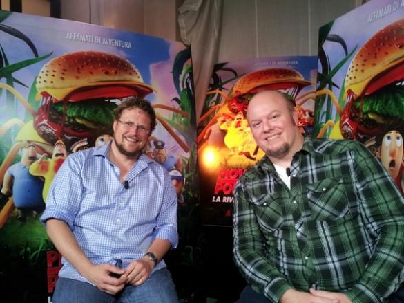 Cody Cameron and Kris Pearn