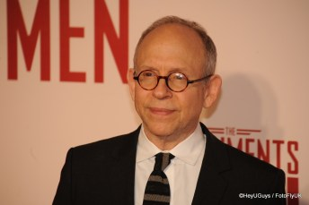 Bob Balaban at The Monuments Men Premiere
