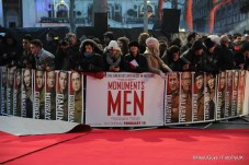 The Monuments Men Premiere