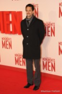 Grant Heslov at The Monuments Men Premiere