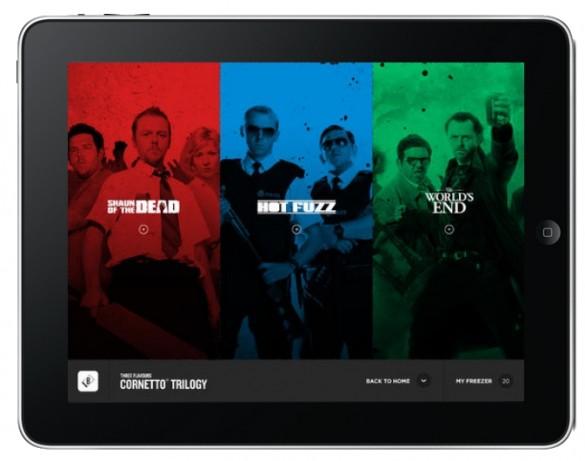 Beyond the Screen app