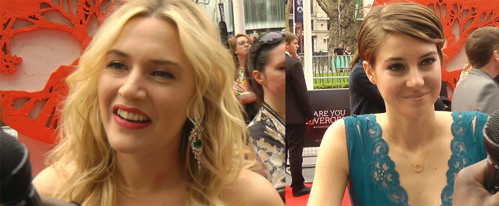 Divergent UK Premiere Interviews
