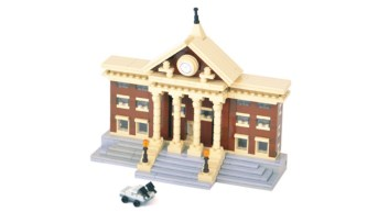 The Clocktower Back to the Future